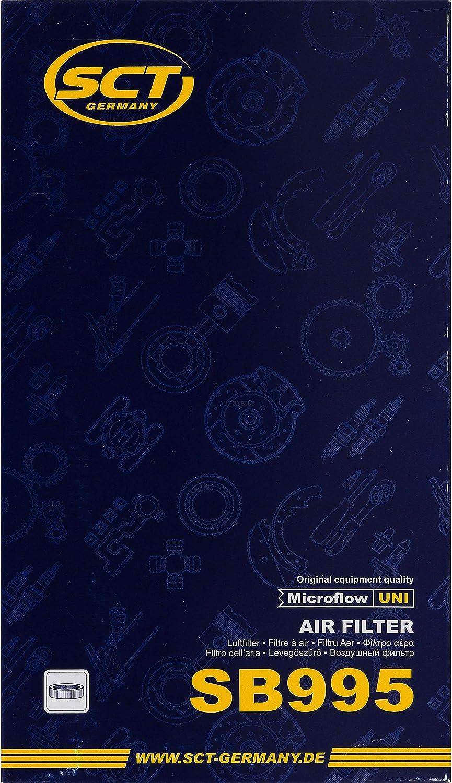Motor Flush Motorsp/ülung 11583627 Original SCT Inspektionspaket Filter Set