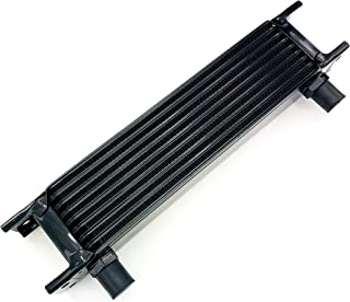 product image for Speedline'z Motorsports 9 Row High Performance Oil Cooler With 8AN Fitment For Auto, Truck, Motorcycle, UTV, Side by Side and ATV's. High Performance Gloss Black Powder Coated, 24 Month Warranty
