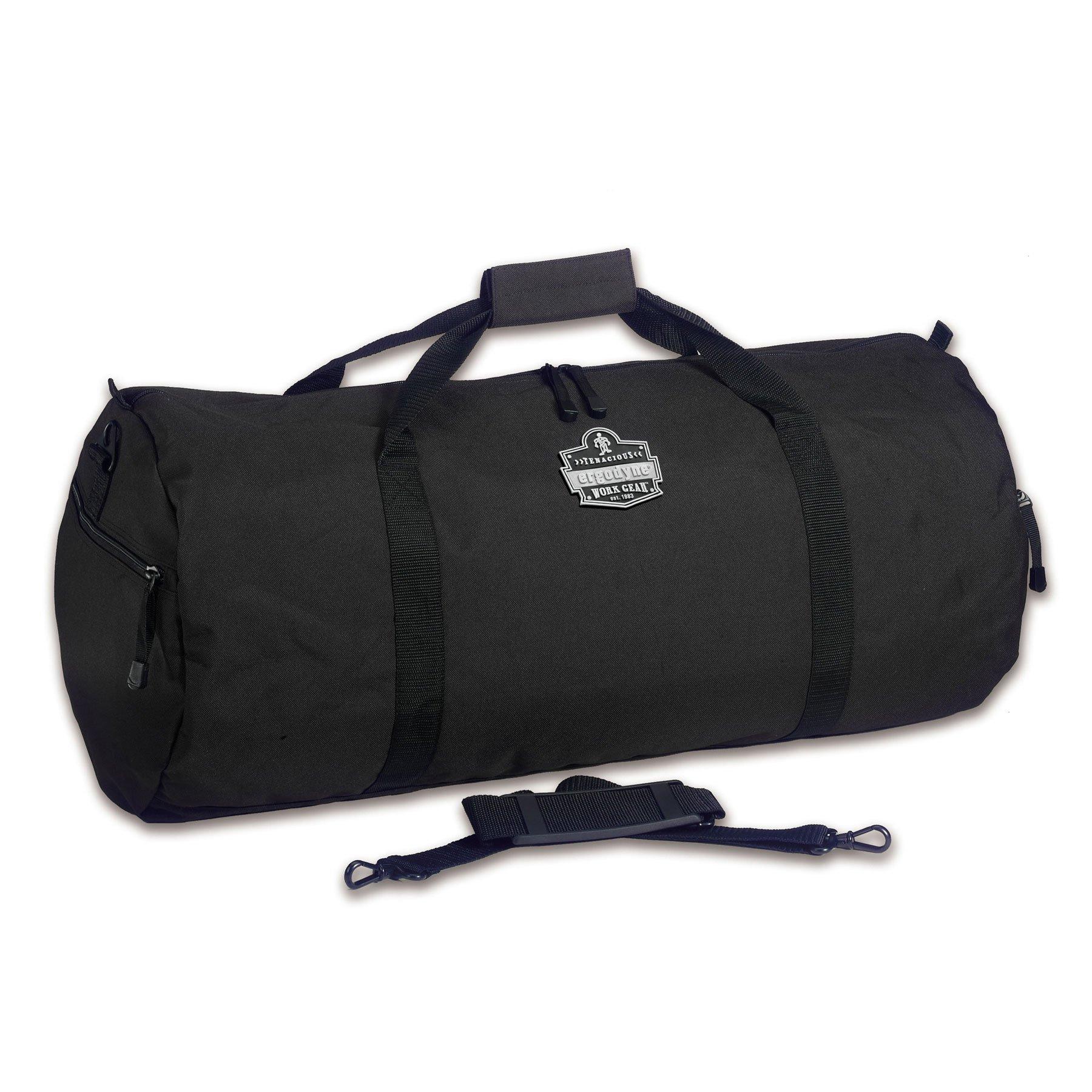Ergodyne - GB5020P S Black Duffel Bag -Small-Poly