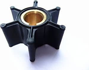 SouthMarine Outboard Parts Impeller 387361 763735 18-3090 for Johnson Evinrude OMC BRP 2HP 4HP 6HP Boat Motors