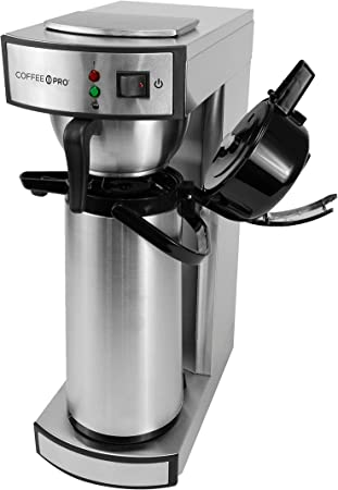 Coffee Pro CP RLA Commercial Brewer Coffee Ma
