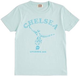 LIVERTINEAGE×m&i所属声優「渕上舞」監修Tシャツ Type CHELSEA SAX サイズ