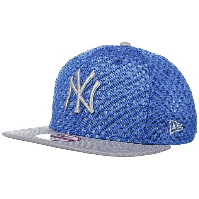 NY Yankees Mesh Crown Cap NEW ERA baseball cap berretto baseball snapback  cap  Amazon.it  Sport e tempo libero 8c657282f7da