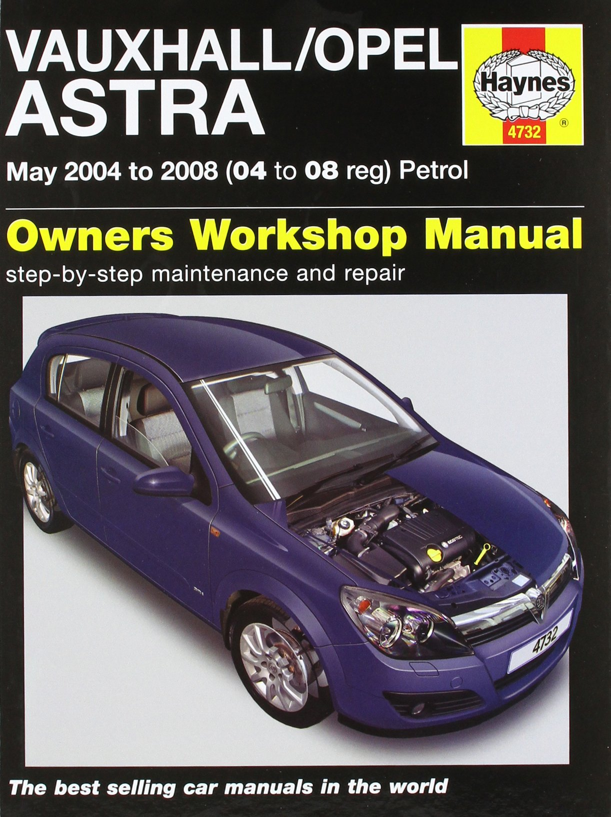 Buy Vauxhall/Opel Astra: May 2004 to 2008 (04 to 08 Reg) Petrol (Owners  Workshop Manual) Book Online at Low Prices in India | Vauxhall/Opel Astra:  May 2004 ...