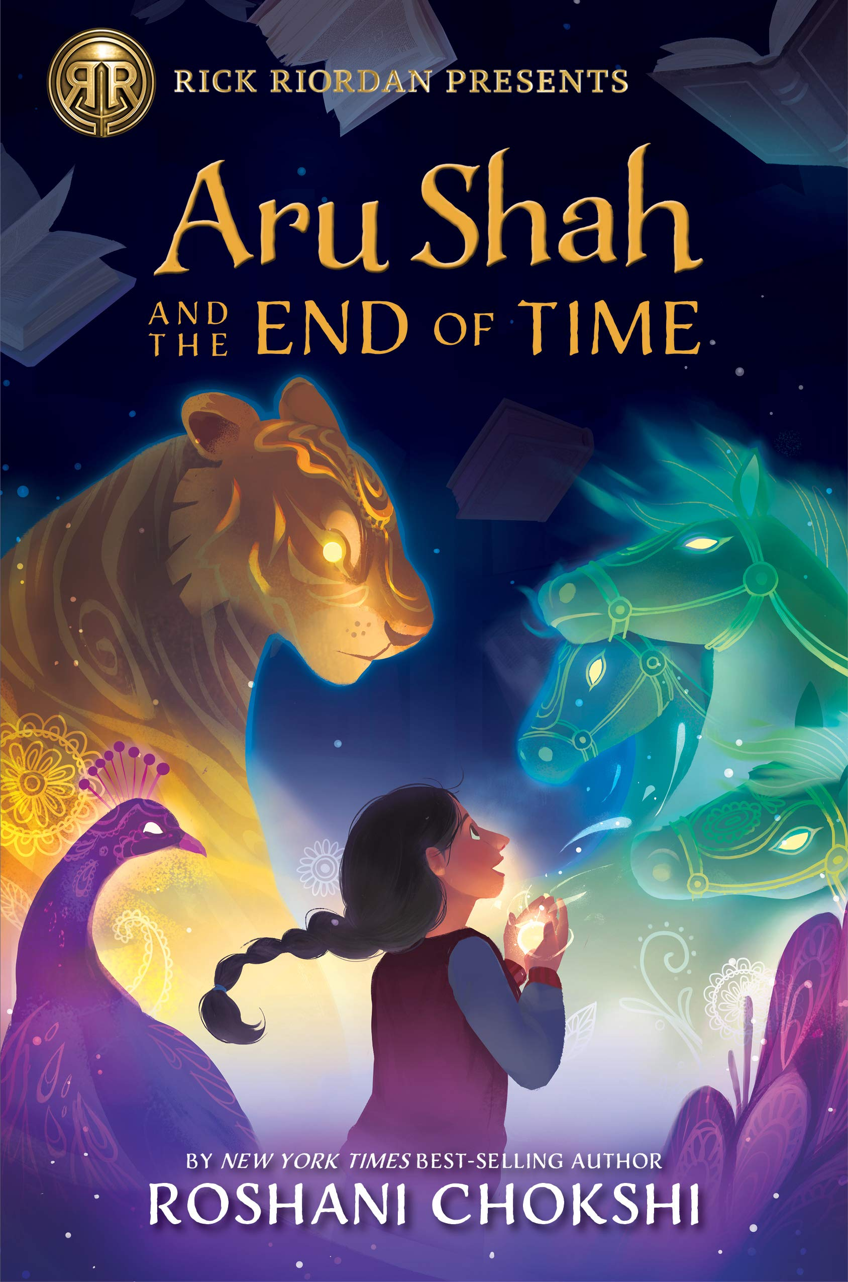 Aru Shah and the End of Time (A Pandava Novel, Book 1) (Pandava ...