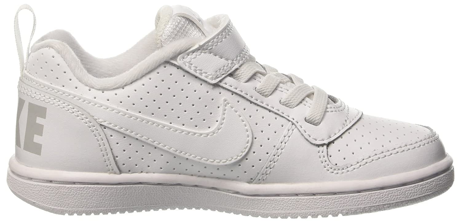 Herren/Damen Nike Court Borough Schuhe Niedrig 3wTY8