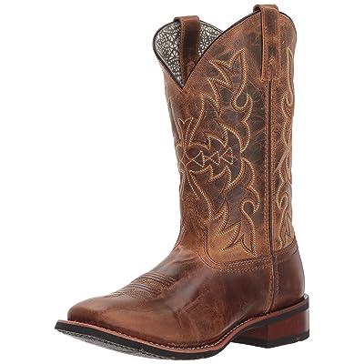 Laredo Women's Anita Cowgirl Boot Square Toe   Boots