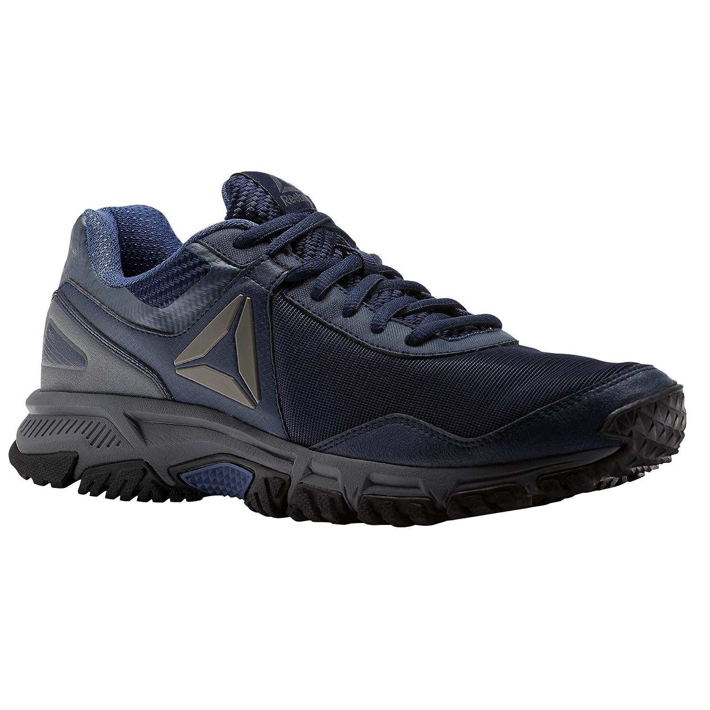 Reebok Ridgerider Trail 3.0, Zapatillas de Senderismo para Hombre, Azul (Collegiate Navy/Washed Blue/Alloy/Blk/PE 000), 42 EU 42 EU