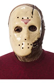 Rubies Friday The 13th Part 7 New Blood Jason Voorhees Deluxe Overhead Mask