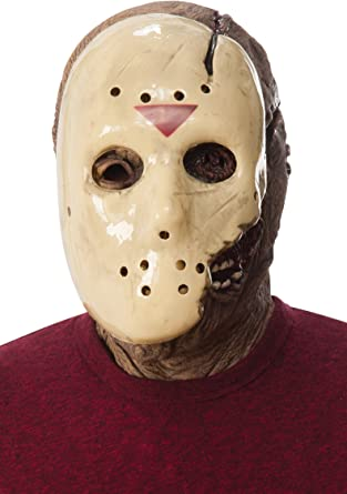 Friday The 13th Part 7 New Blood Jason Voorhees Deluxe Overhead Mask
