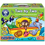 Orchard Toys - A due a due (Two by Two), Gioco da tavolo educativo [Lingua inglese]
