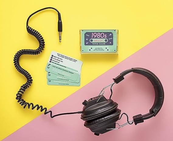 Amazon.com: Ridleys Games QUZ006 1980s Music Trivia Game ...