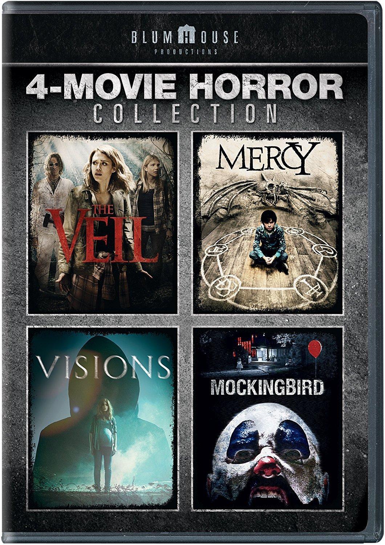 Blumhouse 4-Movie Horror Collection Edizione: Stati Uniti Italia DVD: Amazon.es: Cine y Series TV