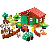 Jouets Ecoiffier - 3040 - Maison Forestière - Abrick