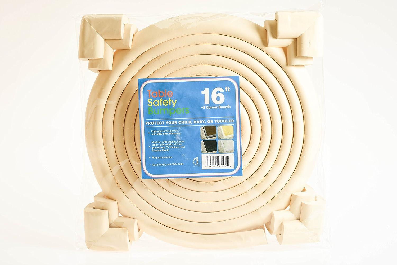 Kitchen Cabinet Corner Protectors Amazoncom Five Colors Beige Off White Child Safety Corner