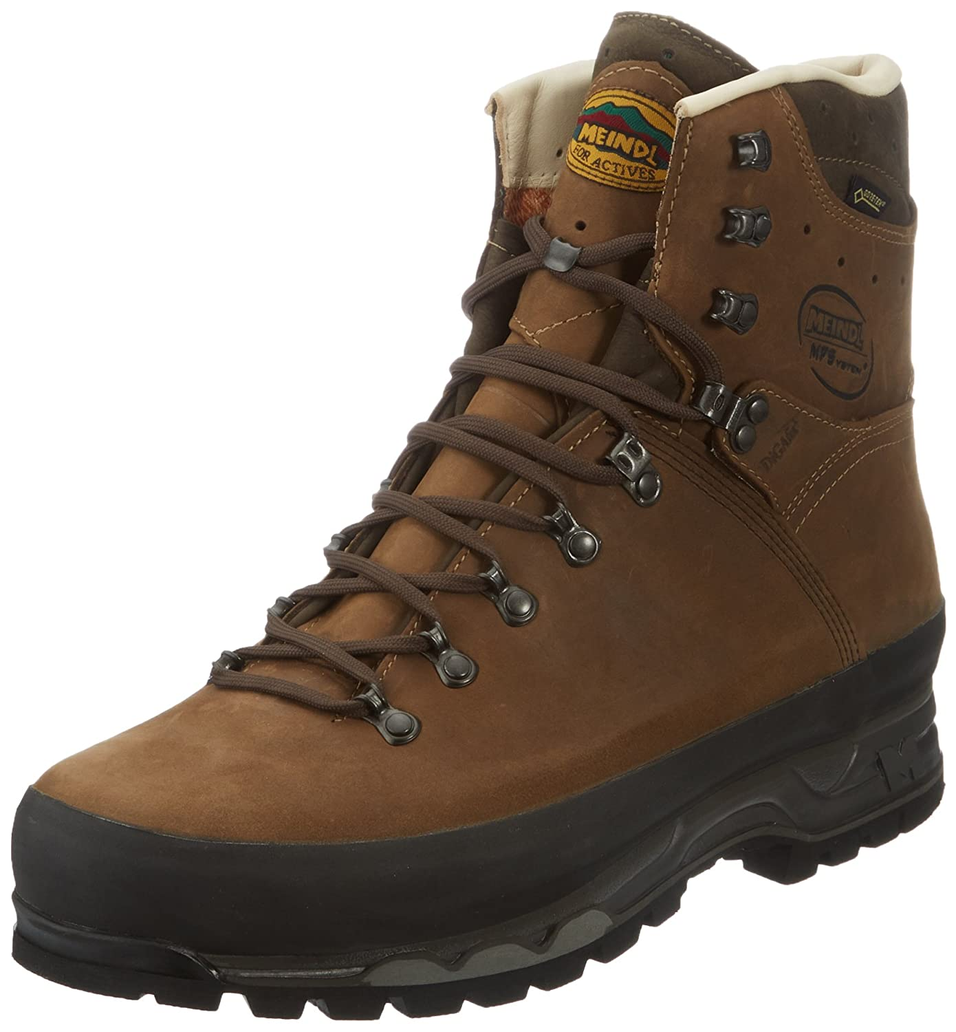 Meindl Island MFS Wide Active Shoes Brown