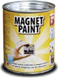 MagPaint® Magnetic Paint 0.5 litre (1sqm coverage) (Pack of 1)