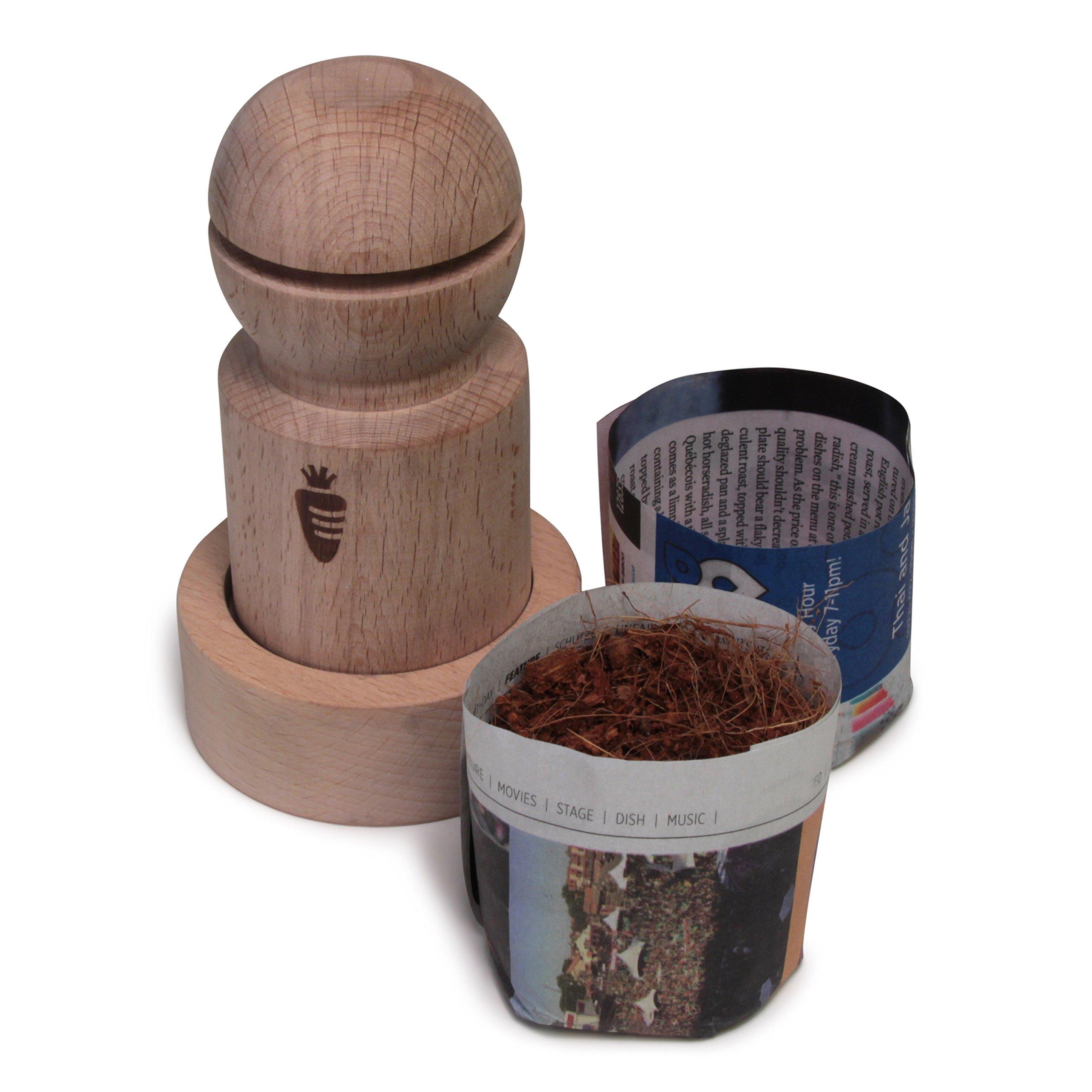 Diy Biodegradable Pots