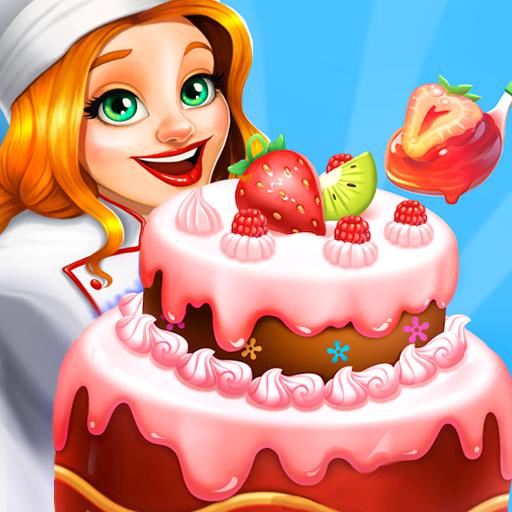 Amazon.com: My Real Cake Maker & Bakery Empire - Bake, Design & Serve 3D :  Apps & Games