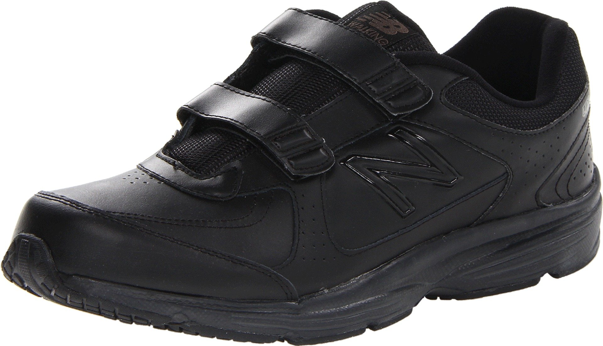 New Balance Men's MW411 Hook and Loop Walking Shoe