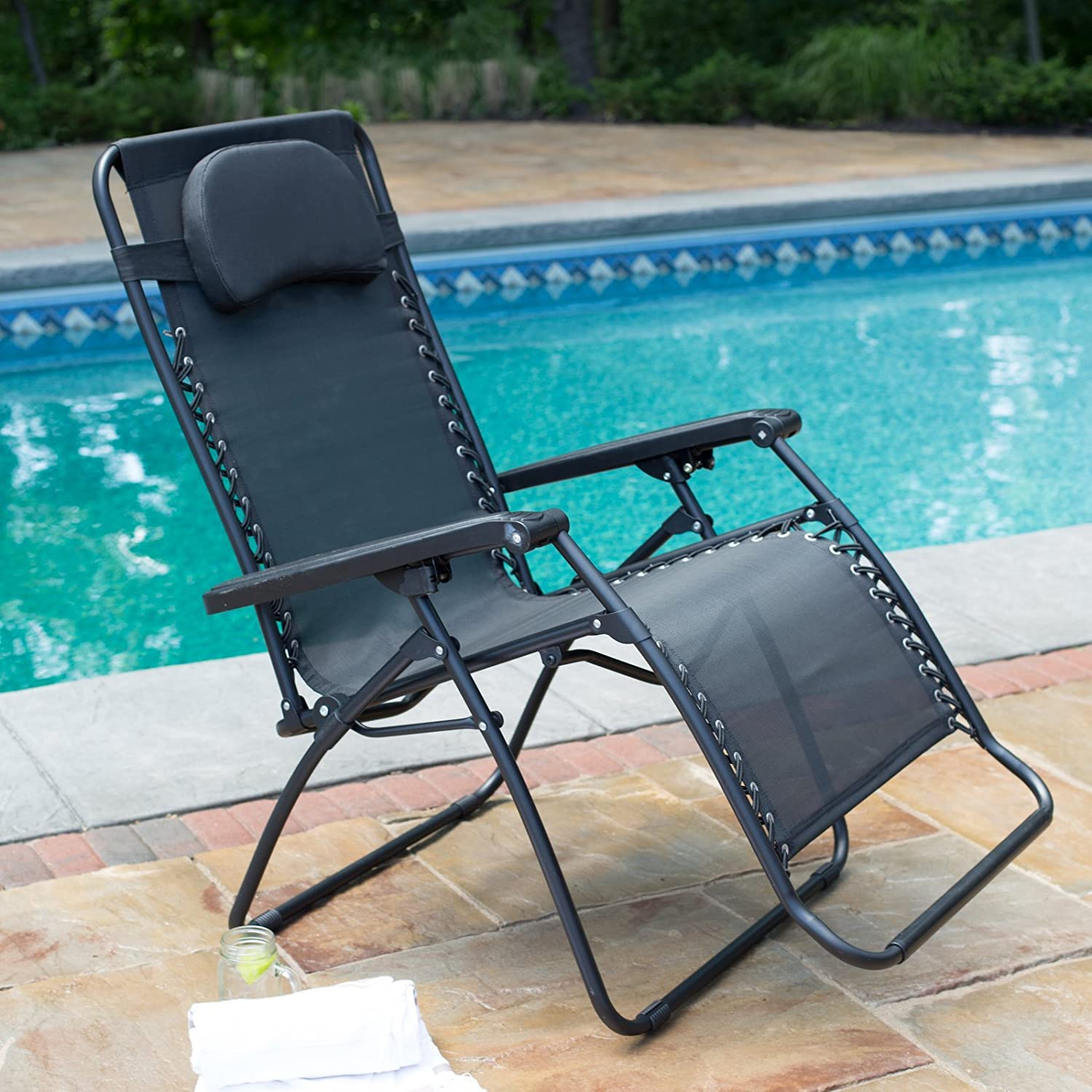 Caravan Sports Oversized Zero Gravity Recliner Lounge Chairs