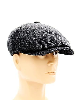 Hats&CapsUA Gorras de Primavera, Sombrero de Newsboy, Gorra Gatsby ...