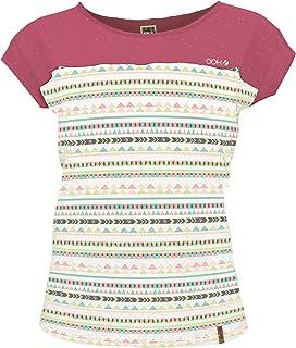 Abk Barcelos Tee T-Shirt à Manches Courtes, Femme Moon Feet 21698