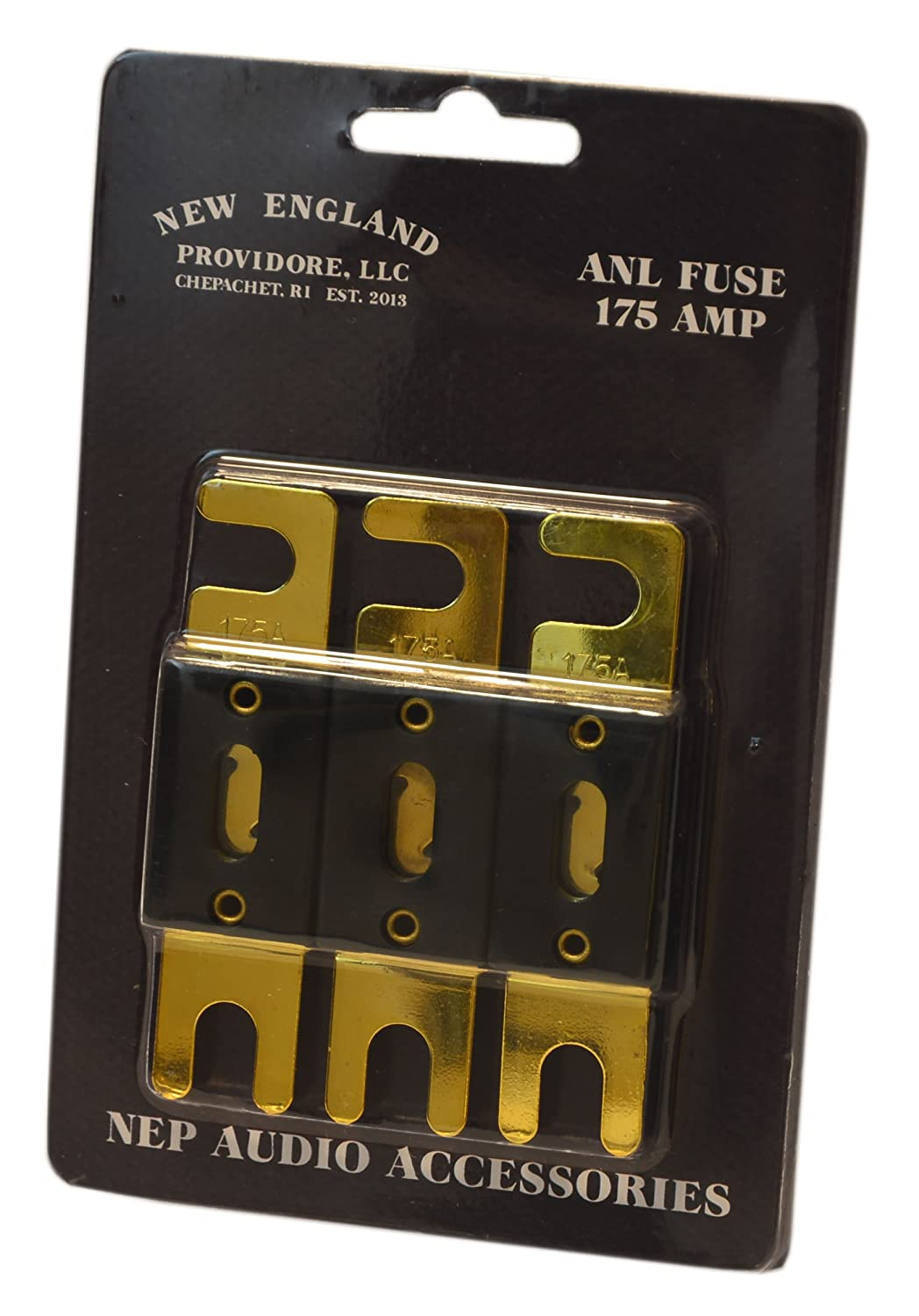 NEP ANL Fuse 3-Pack (400 Amp) New England Providore ANL400-3PK