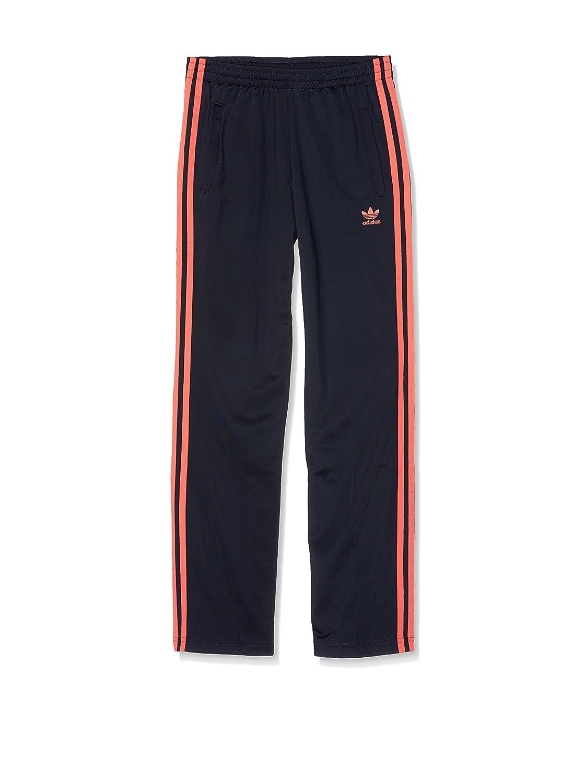 adidas Pantalón de Chándal J Firebird TP G Azul/Rojo 14-15 años ...