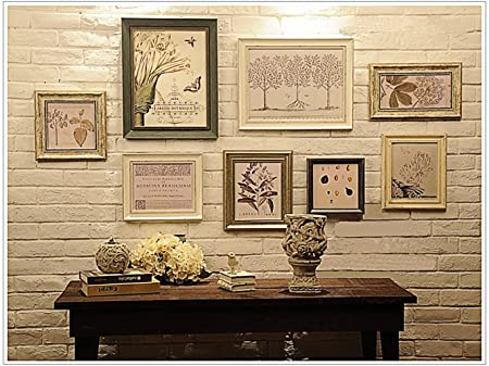 8 Large Multi Picture Frame Set, Photo Frame, Wall Frame Set with 8 ...