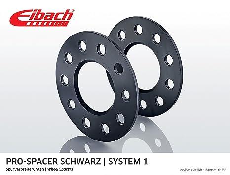Bremsenreiniger EIBACH Spurplatten Spurverbreiterung Distanzscheibe /Ø57 5x112 30mm //// 2x15mm