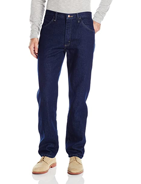 ba474f2b0a5 Maverick Men's Regular Fit Jean at Amazon Men's Clothing store: