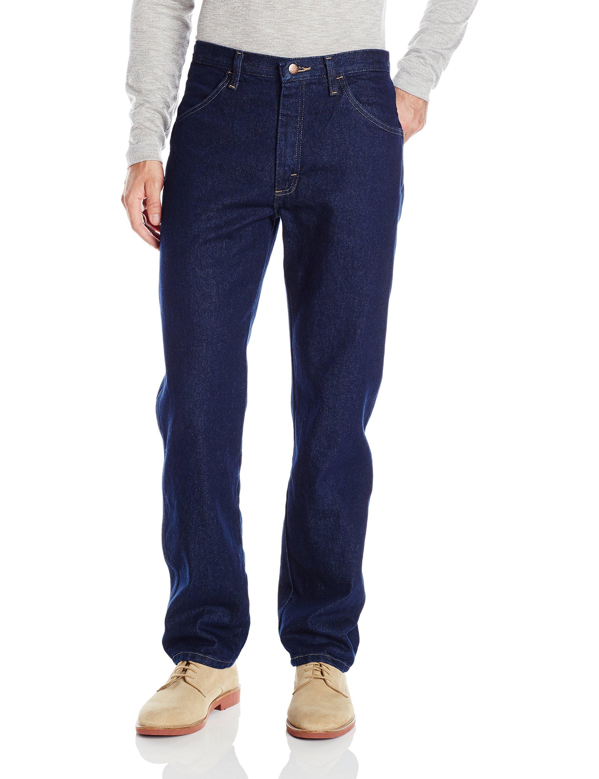 Maverick Men's Regular Fit Jean, Dark Rinse, 36x32 by Maverick