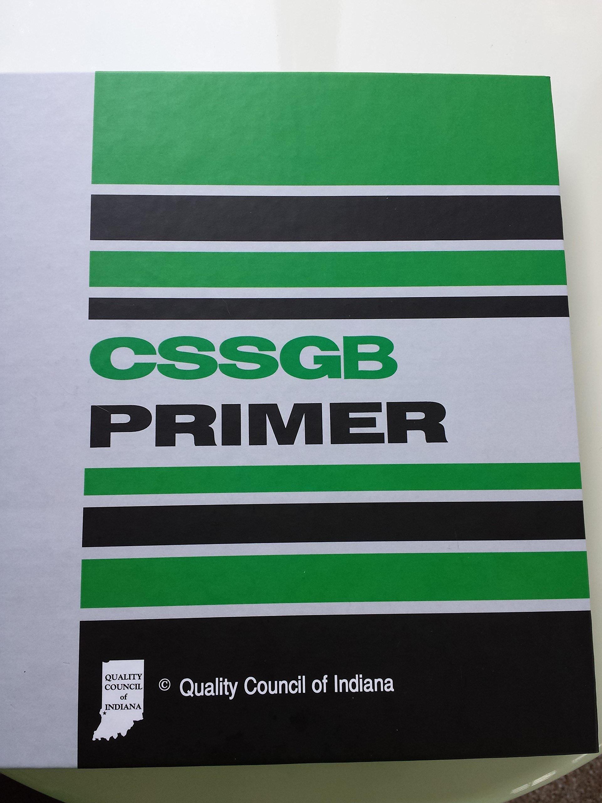 The Six Sigma Green Belt Primer Quality Council Of Indiana Amazon