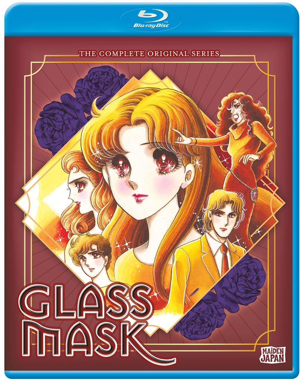 Blu-ray : Glass Mask (Anamorphic, Subtitled, 3PC)