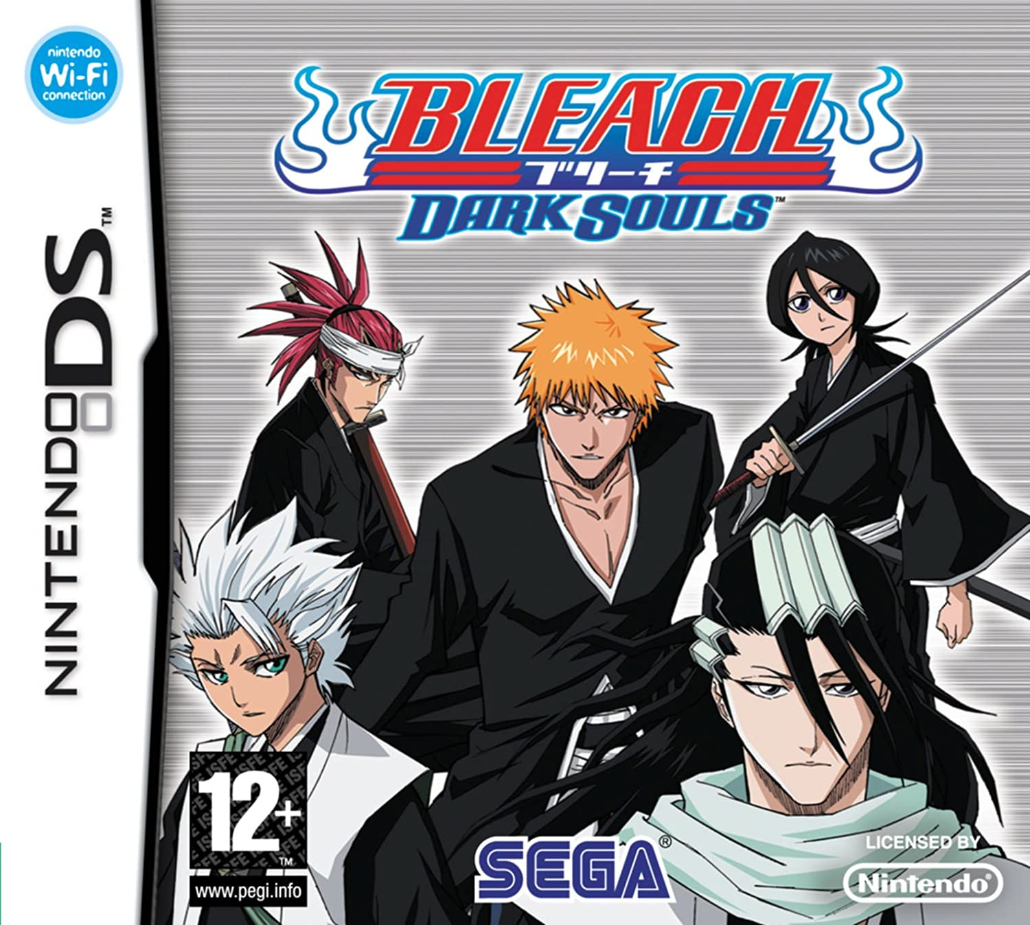Bleach: Dark Souls (Nintendo DS): Amazon.co.uk: PC & Video Games