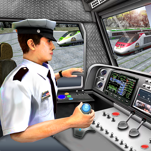 Train Engine Simulator Games Free - Driving Games ()