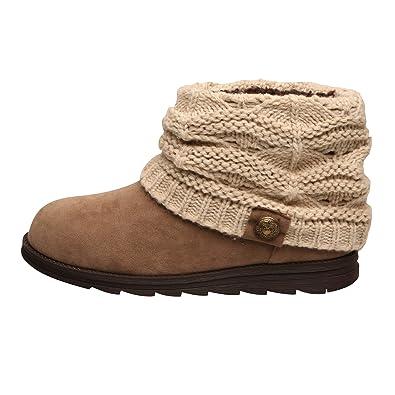 318c5d416223c MUK LUKS Women s Patti Ankle Boots Fashion