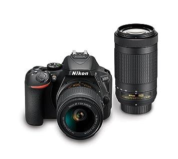 Amazon Canada: Certified Refurbished Nikon D5600 Double Zoom