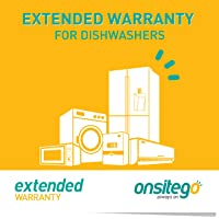 OnsiteGo 2 Years Extended Warranty for Dishwashers between Rs. 35001 to Rs. 50000