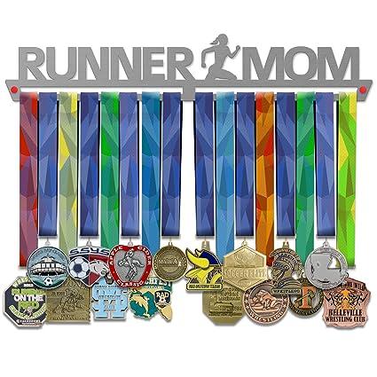VICTORY HANGERS Soportes Para Medallas RUNNER MOM Gancho ...