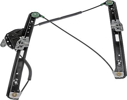 Dorman 740-488 Front Driver Side Power Window Regulator for Select BMW Models