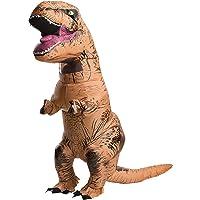 Rubie's Adult The Original Inflatable Dinosaur Costume, T-Rex, Standard