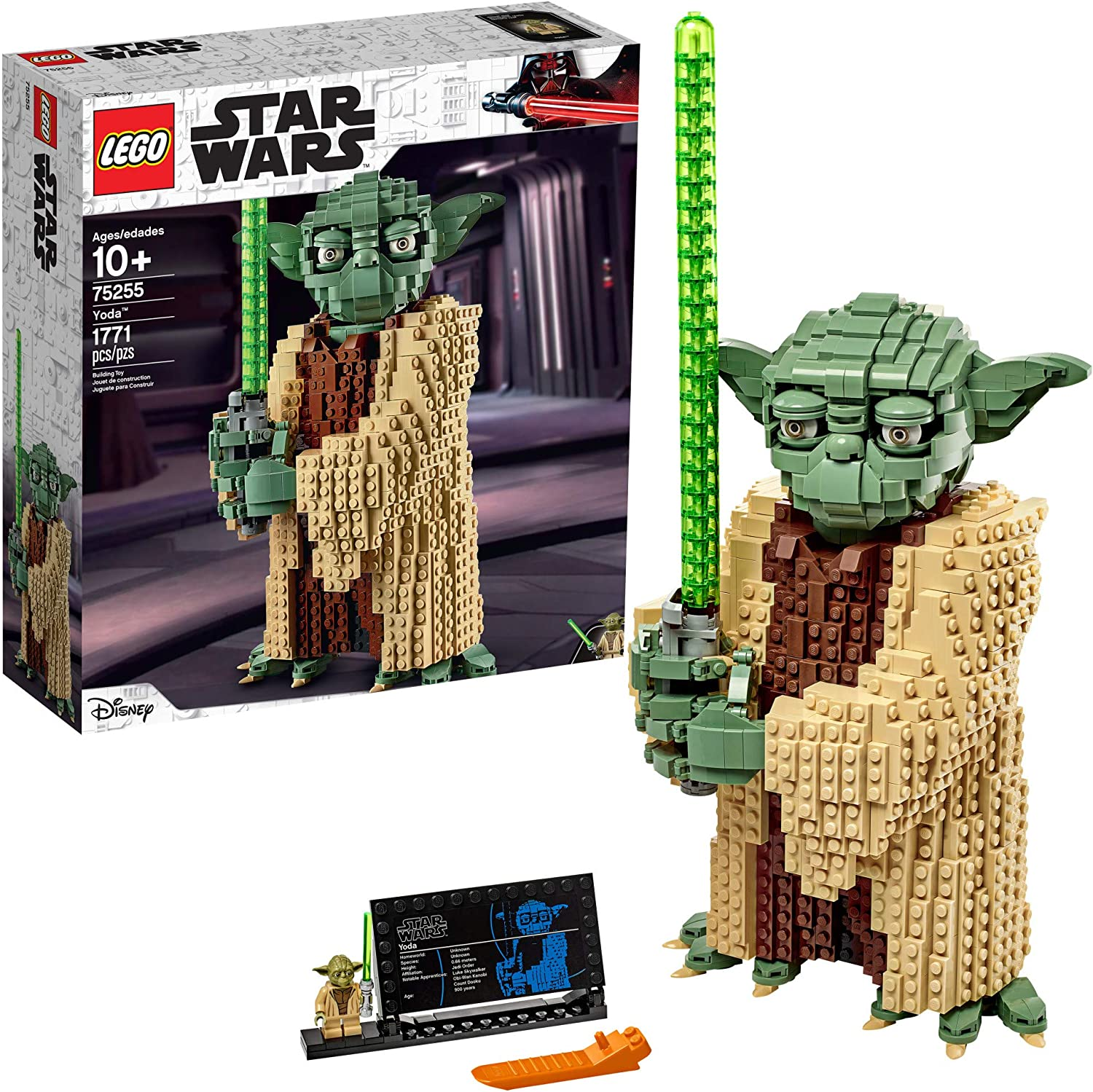 Attention brand LEGO Star Wars: Attack of The Yoda Mo Clearance SALE! Limited time! Building 75255 Clones