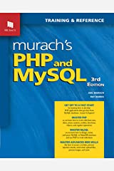 Murach's PHP and MySQL (3rd Edition) Paperback