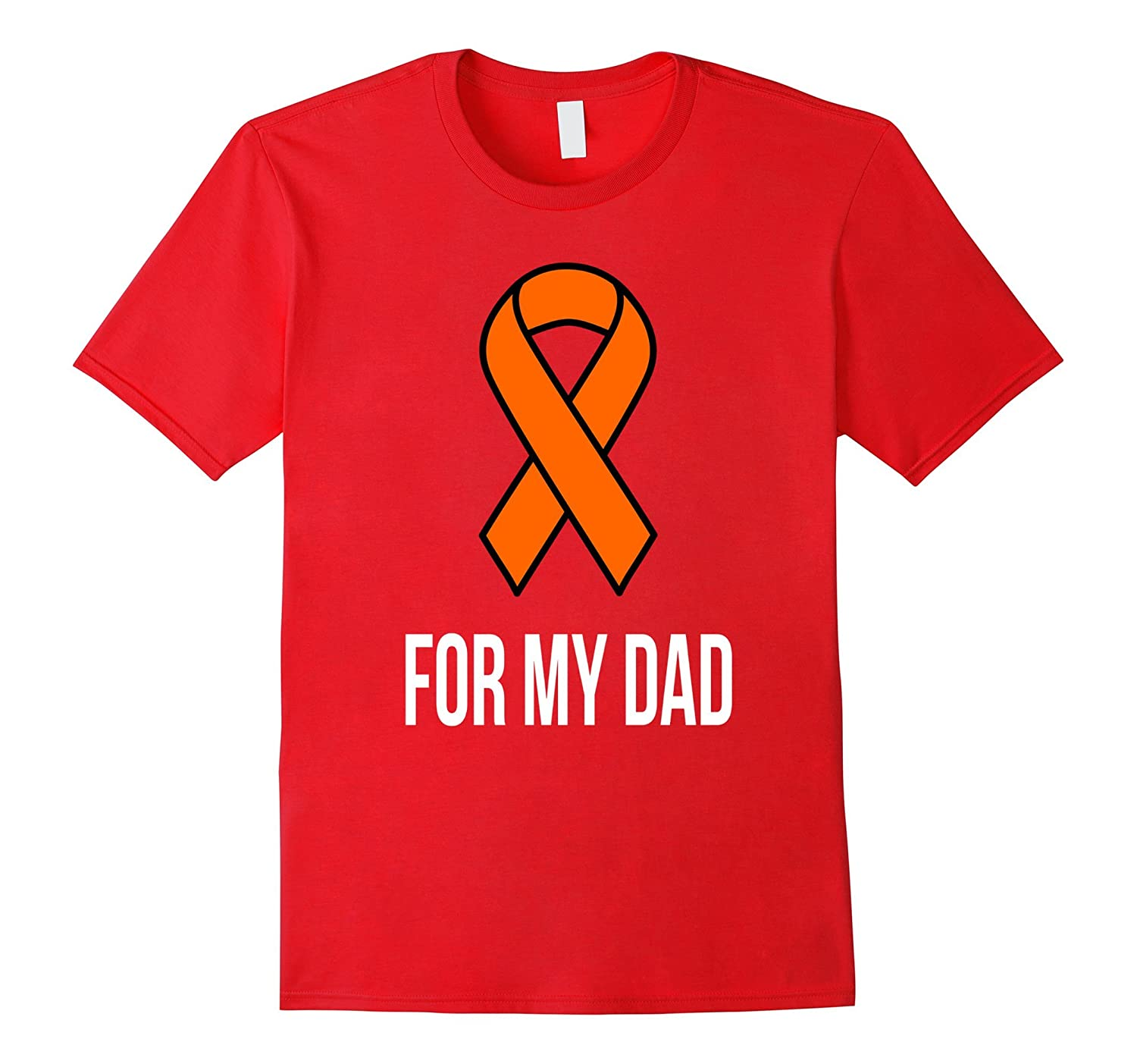 For My Dad Kidney Cancer Awareness T-shirt-TH