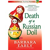 Death of a Russian Doll: A Vintage Toy Shop Mystery (Vintage Toyshop Mysteries Book 3)