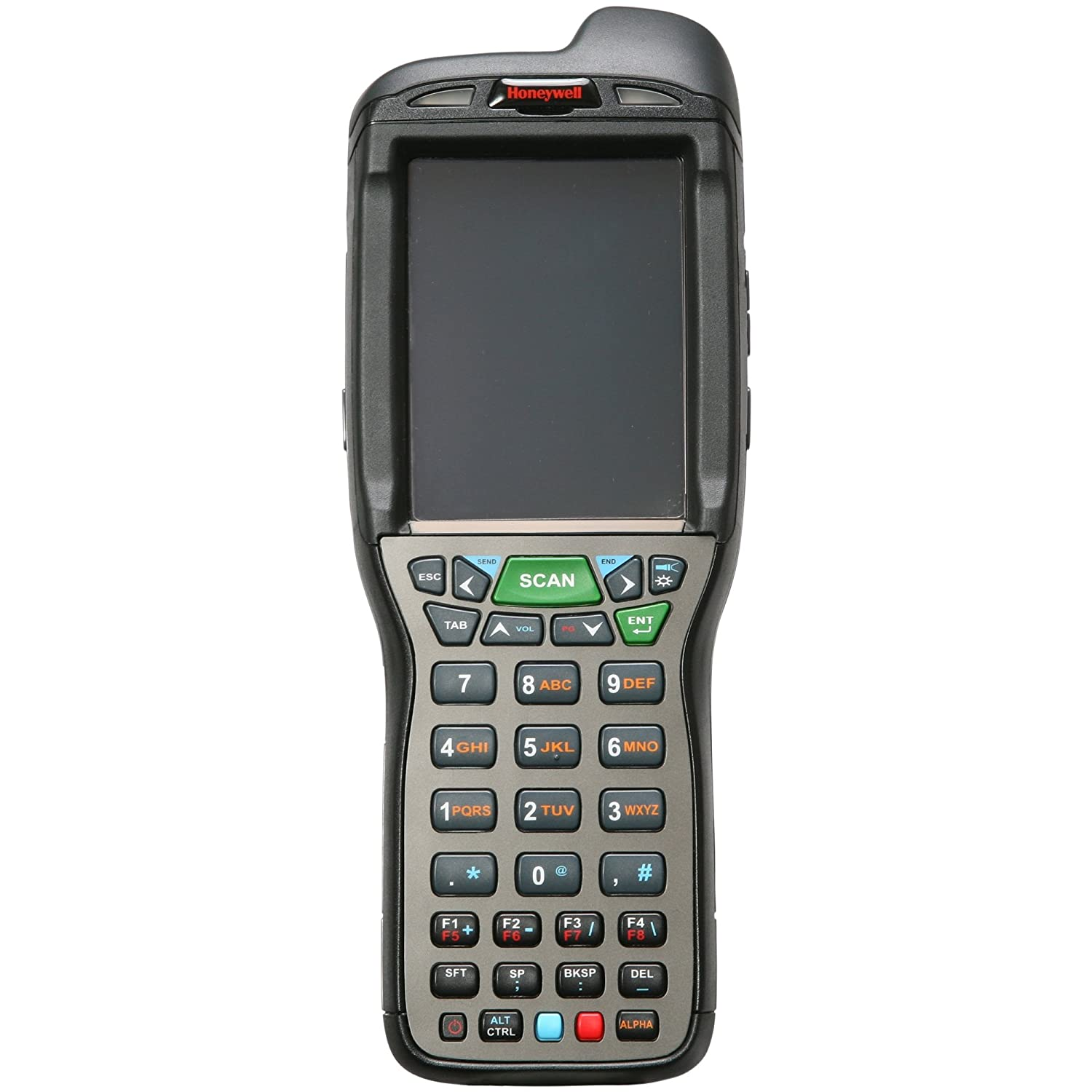 Honeywell 99EXL01-0C212SE Series Dolphin 99EX Hand Held Mobile Computer, Bluetooth, 34 Key, Camera, 256 MB x 1 GB, WEH 6.5 Classic, Standard Battery