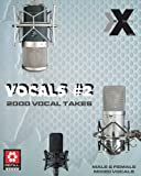 Vocals Volume 2 - Male & Female Studio Acapellas - Propellerhead Reason Refill