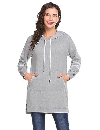 96e864983a3 Modfine Veste de Sport - Manches Longues Femme  Amazon.fr  Vêtements ...